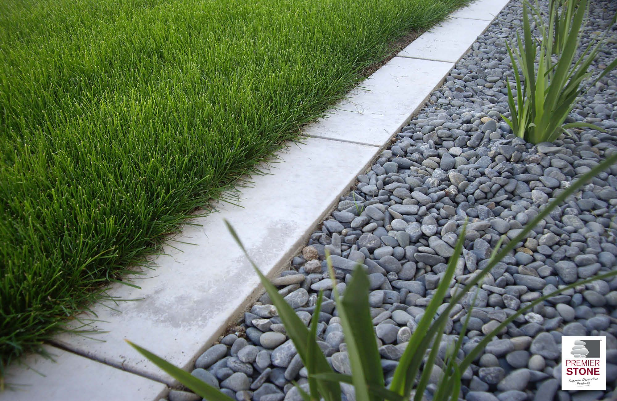 Pgi Decorative Stone In 2020 Concrete Garden Edging Diy Landscaping Landscape Curbing