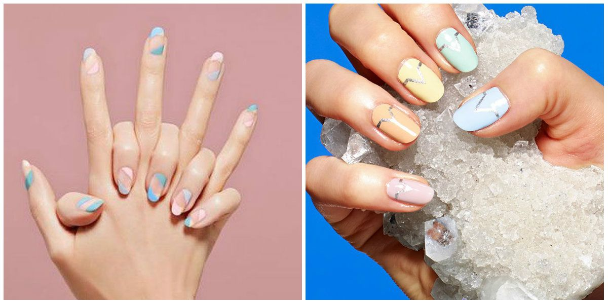 Nails Art: New Nail Trends 2019: Best Nail Design Ideas To Get