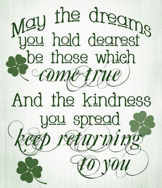 #HappyStPatricksDay