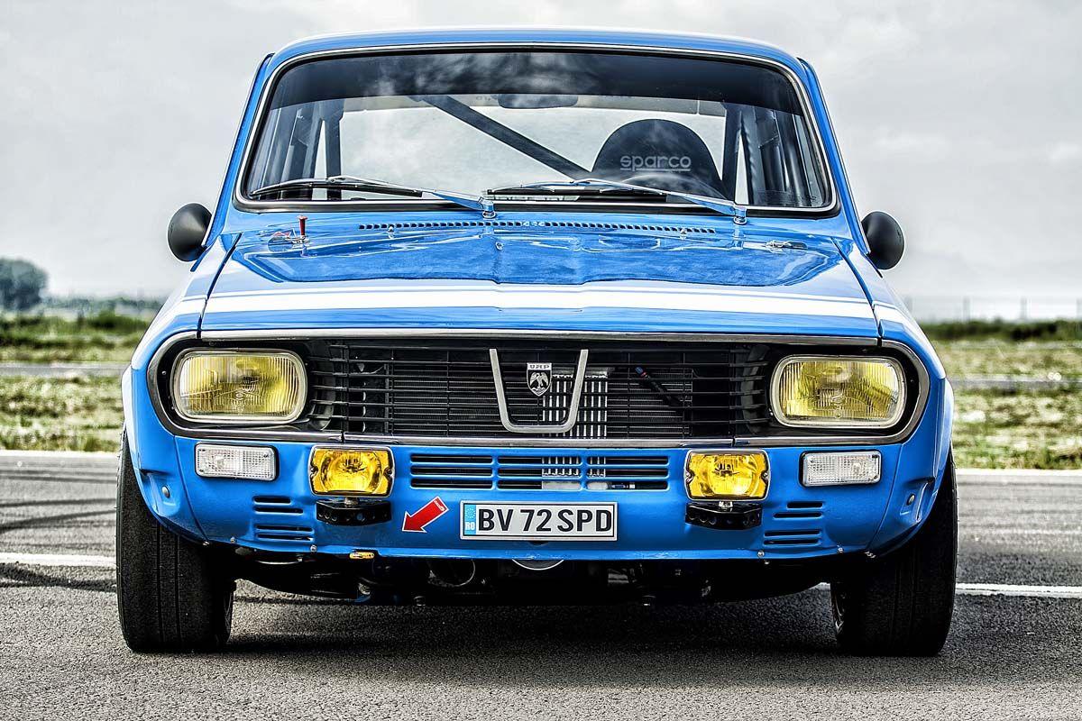 Toys, Hobbies Cars Renault Dauphine Limousine 1956-67 Blue Blue 1:43 Elegant Appearance
