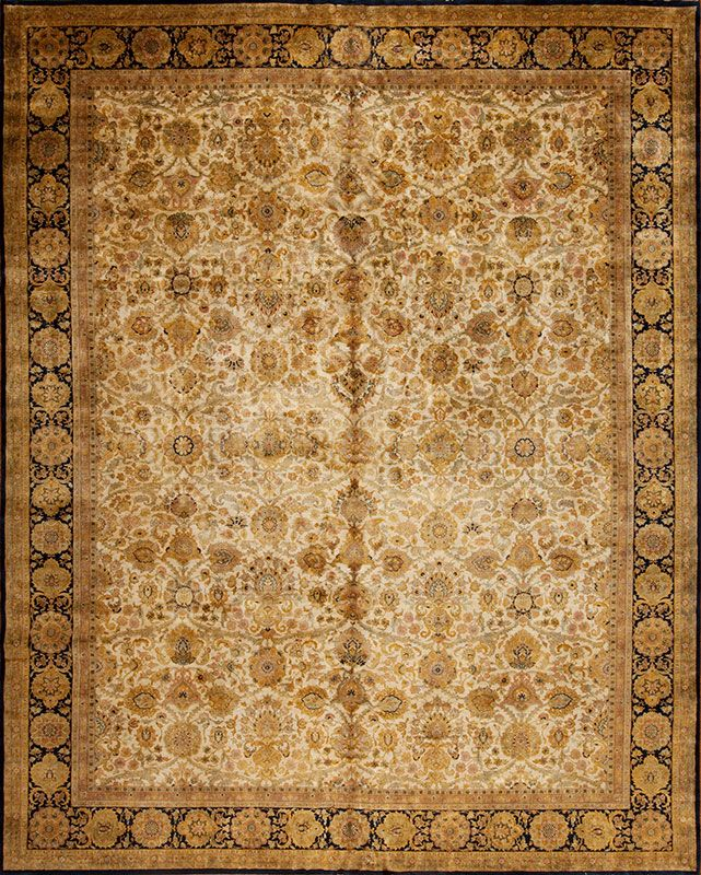 Golden Age Radiance Samad Hand Made Carpets