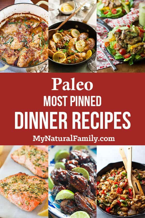Paleo Dinner Recipes Index - You Always Need More images