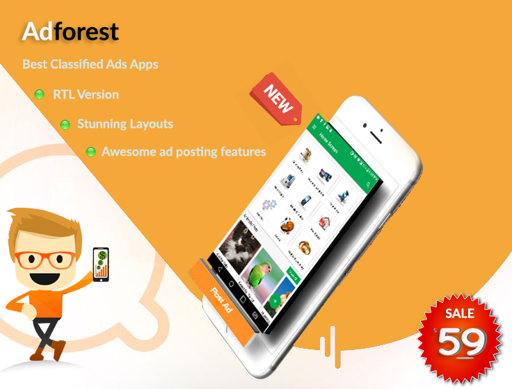 #Adforest #Best #ClassifiedApps for #Android ? with ...