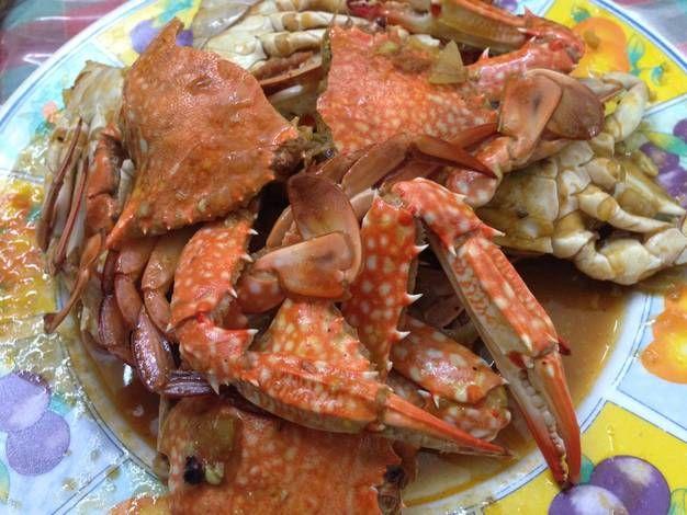 Resep Kepiting Rajungan Saus Padang Oleh Fatikha Akfini Resep Resep Kepiting Kepiting Makanan Dan Minuman