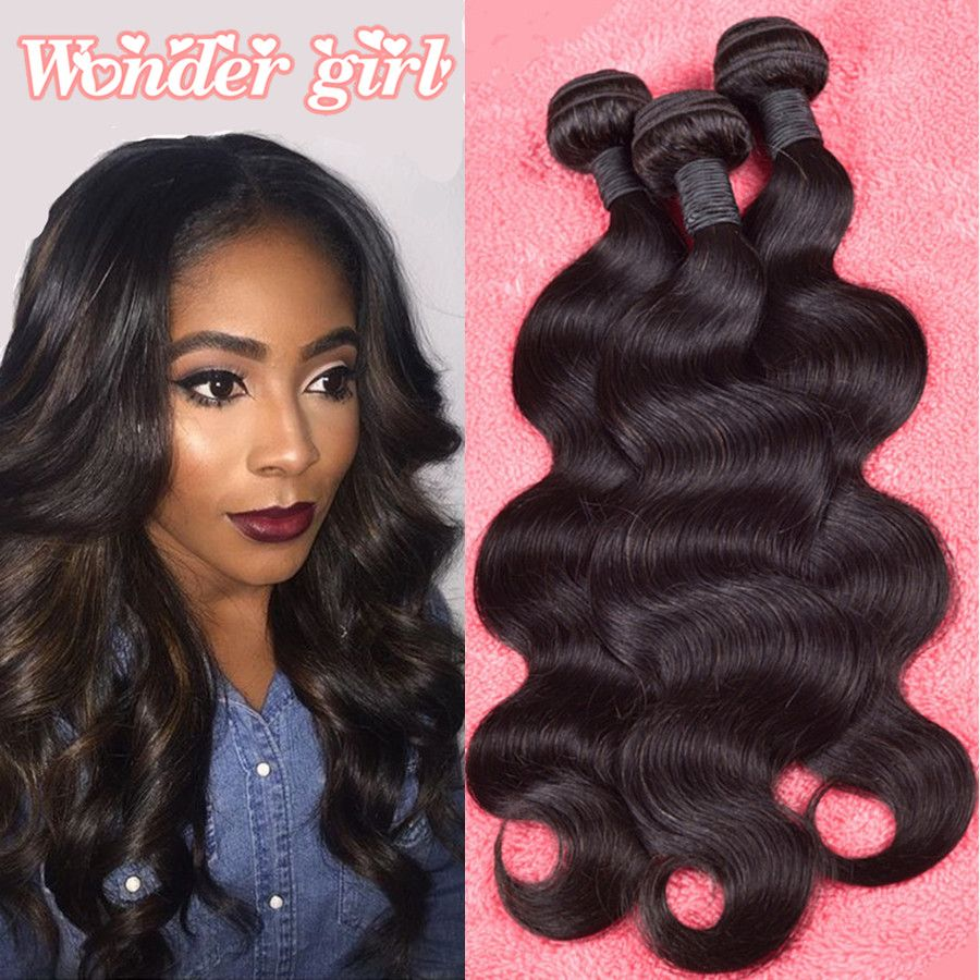 $45.00 (Buy here: http://appdeal.ru/9dp3 ) 7A Peruvian Virgin Hair Body Wave 3Pcs Lot On Sale Cheap Peruvian Body Wave Human Hair Weave Unprocessed Peruvian Hair Extension for just $45.00