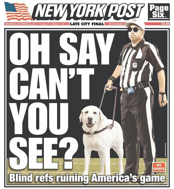 Image result for blind ref meme