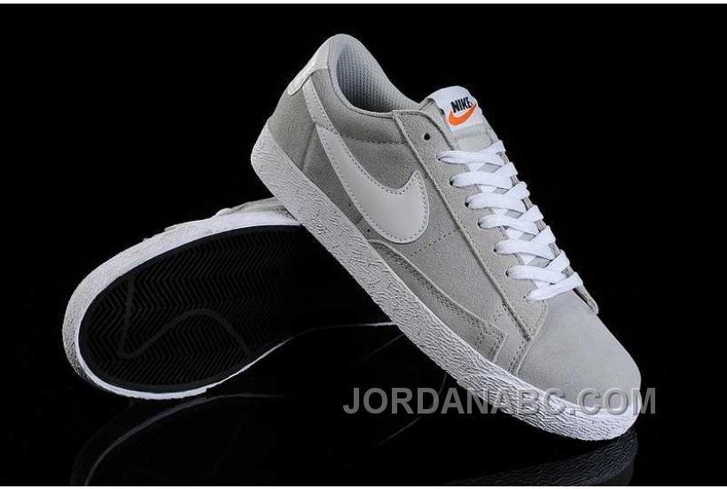 c1291ba5d6c6 Buy Nike Blazer Fur Low Womens Grey White Shoes Online from Reliable Nike  Blazer Fur Low Womens Grey White Shoes Online suppliers.Find Quality Nike  Blazer ...
