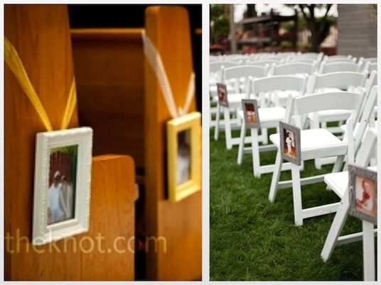 Picture frame wedding aisle decor inspiration the details picture frame wedding aisle decor inspiration junglespirit Image collections