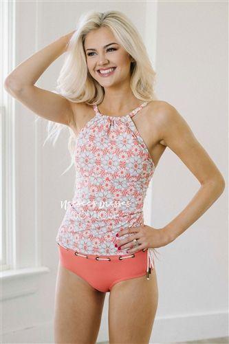 989bf5531e24b 50+ Best Modest Swimwear Tankini | Summer Outfit | Swimsuits, Modest ...