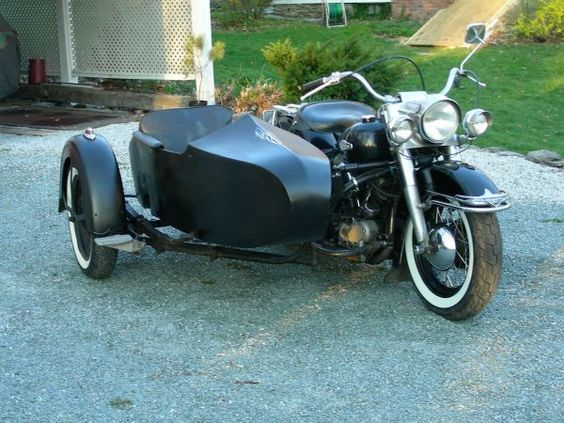Awesome 66 Harley Davidson With Sidecar For Sale On Craigslist