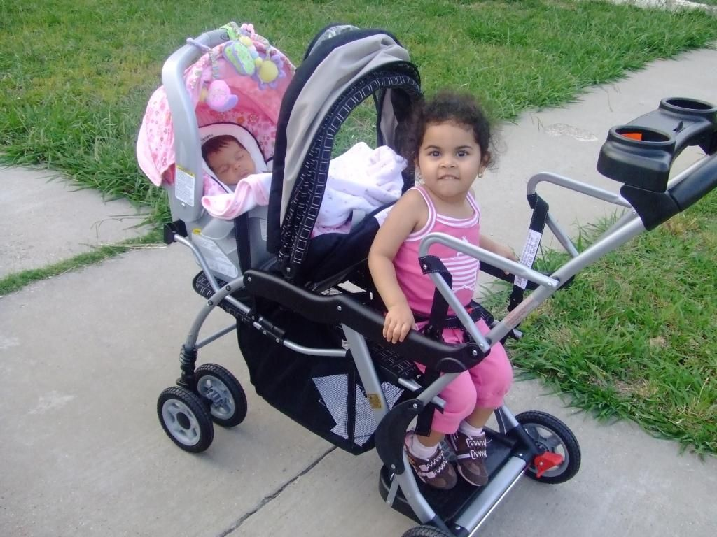Baby Trend Sit N Stand Double Stroller Review Baby trend