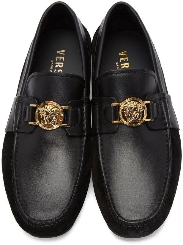 Versace, Loafers, Men