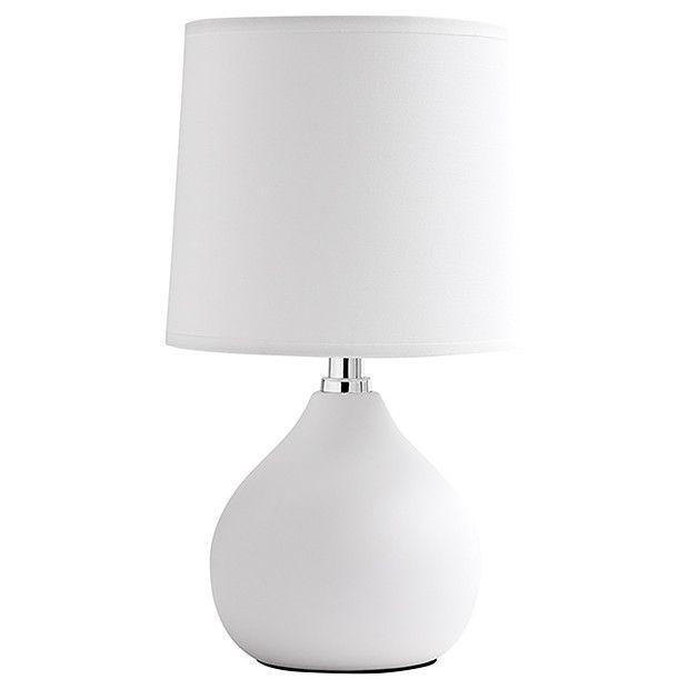 Zoe table lamp white target australia