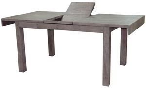 Post Rail Regular Extension Dining Table 55 71