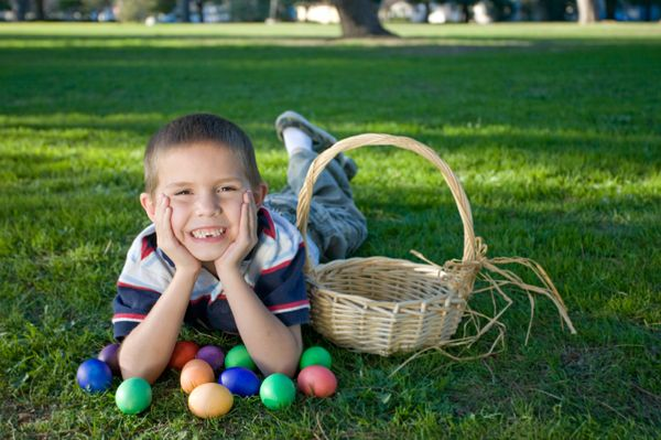 Healthy ideas for celebrating Easter