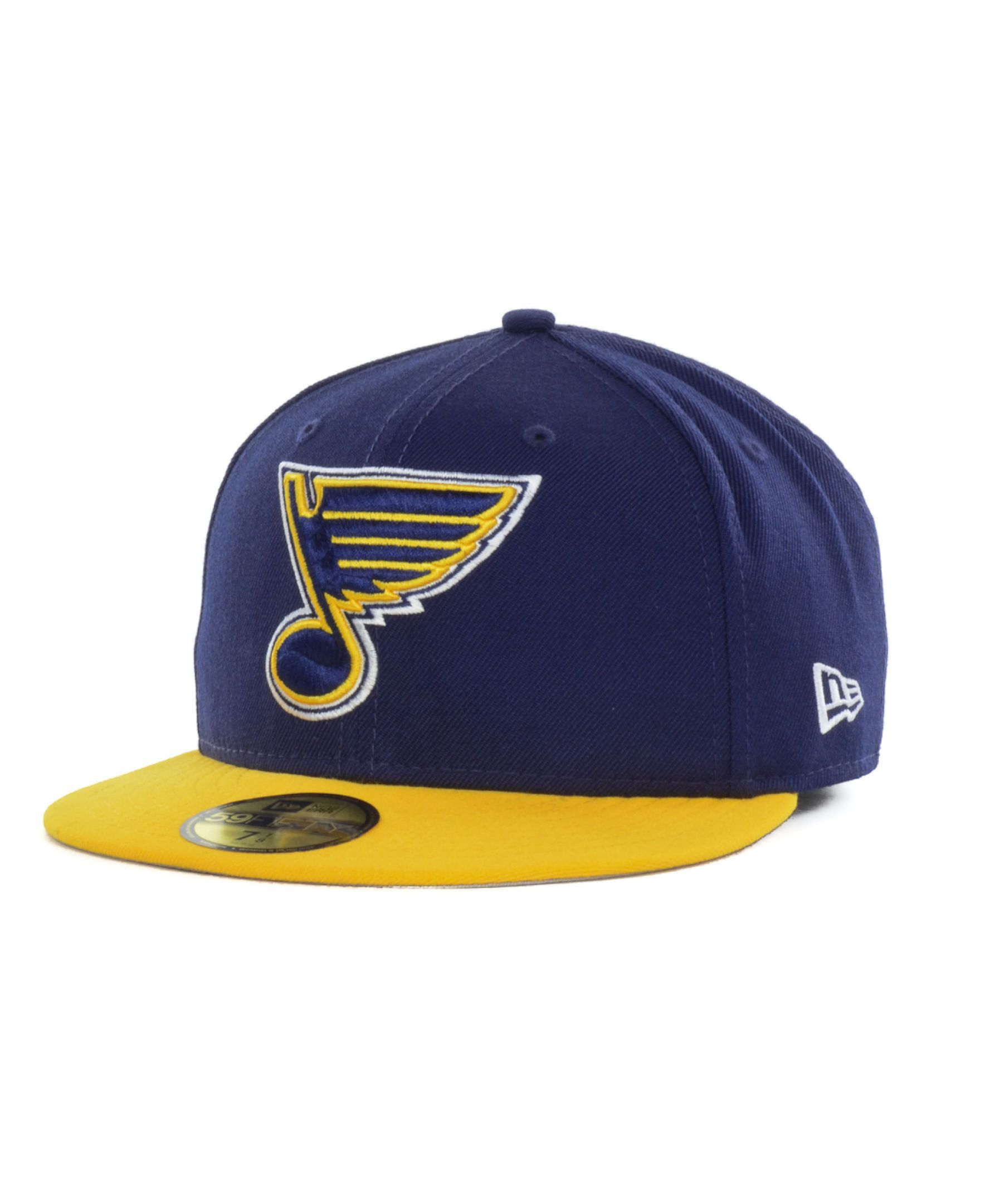 New Era St. Louis Blues Basic 59FIFTY Cap