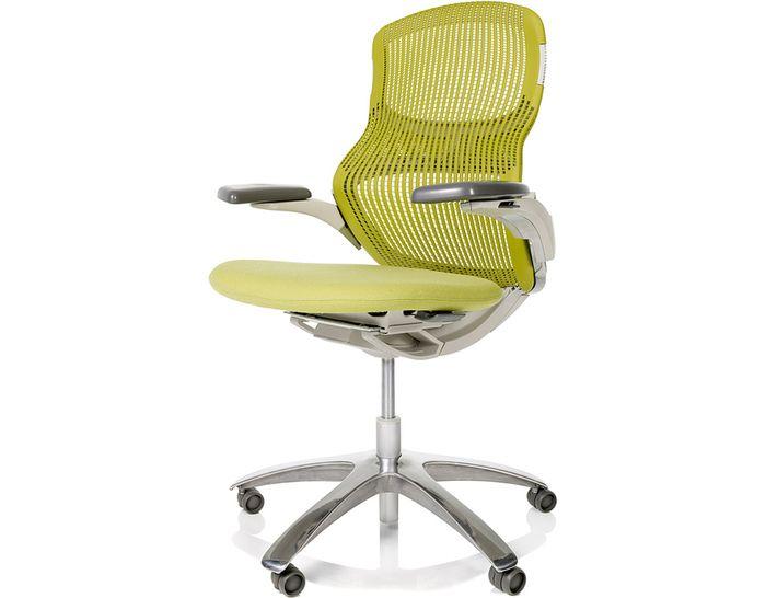 Generation Work Chair Knoll Chairs Ergonomics Furniture Modern Office Chair