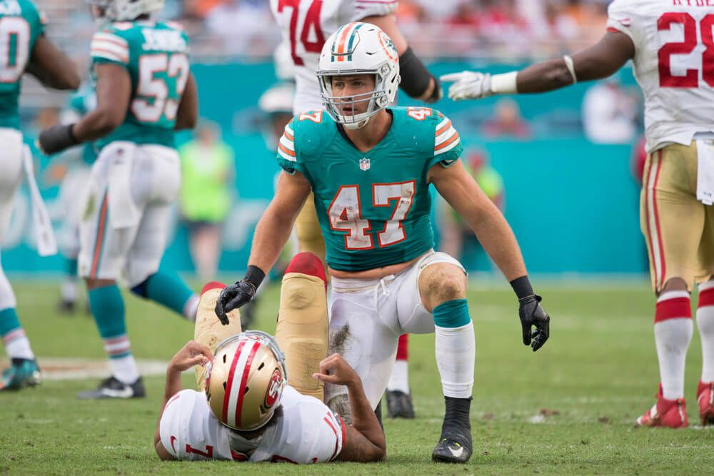 Miami Dolphins Training Camp Preview 2017 Defense The
