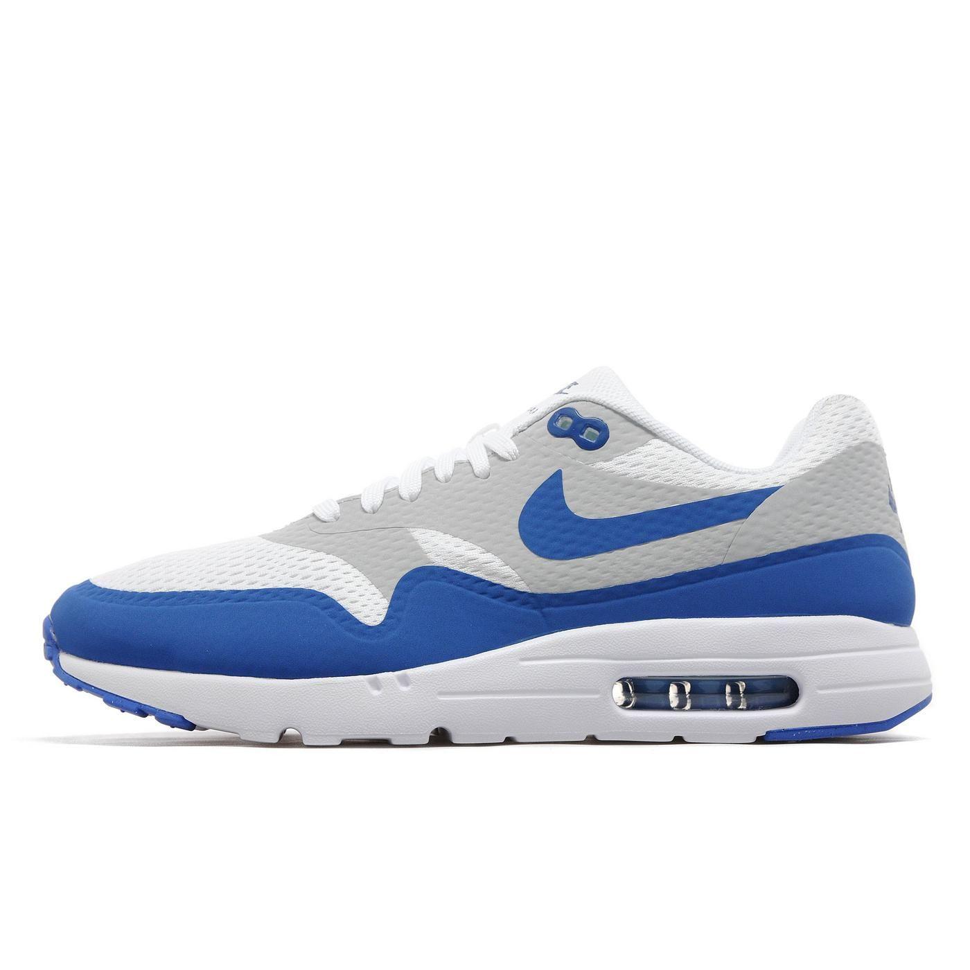 air max 1 herren blau