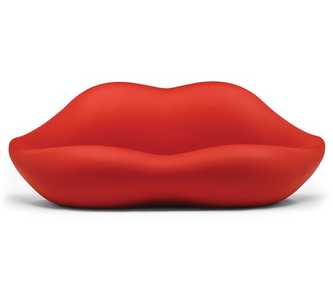 Marilyn Monroe Red Lips Shaped Sofa Super Funky Http Hspire