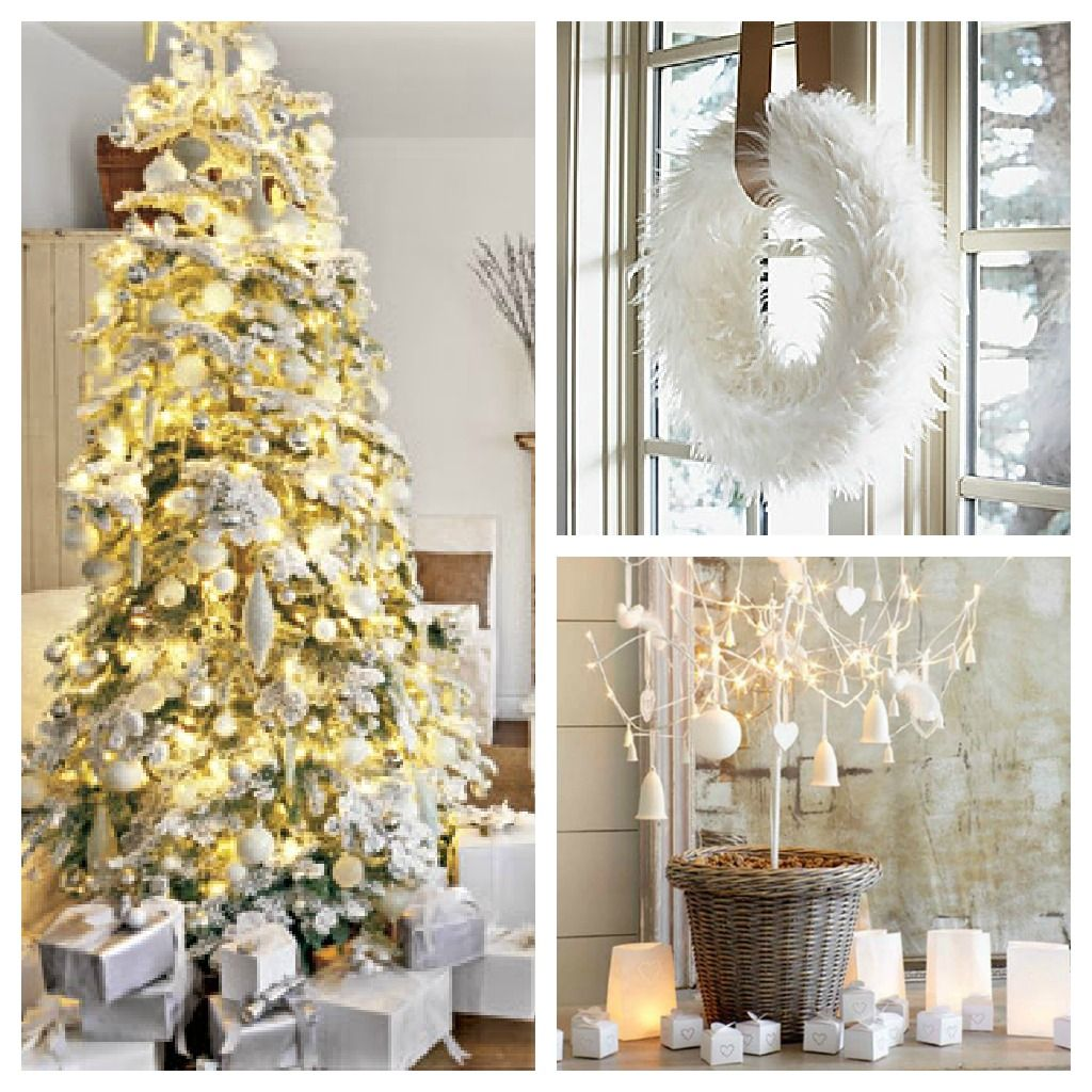 Christmas Tree Color and Decor Schemes Colorful