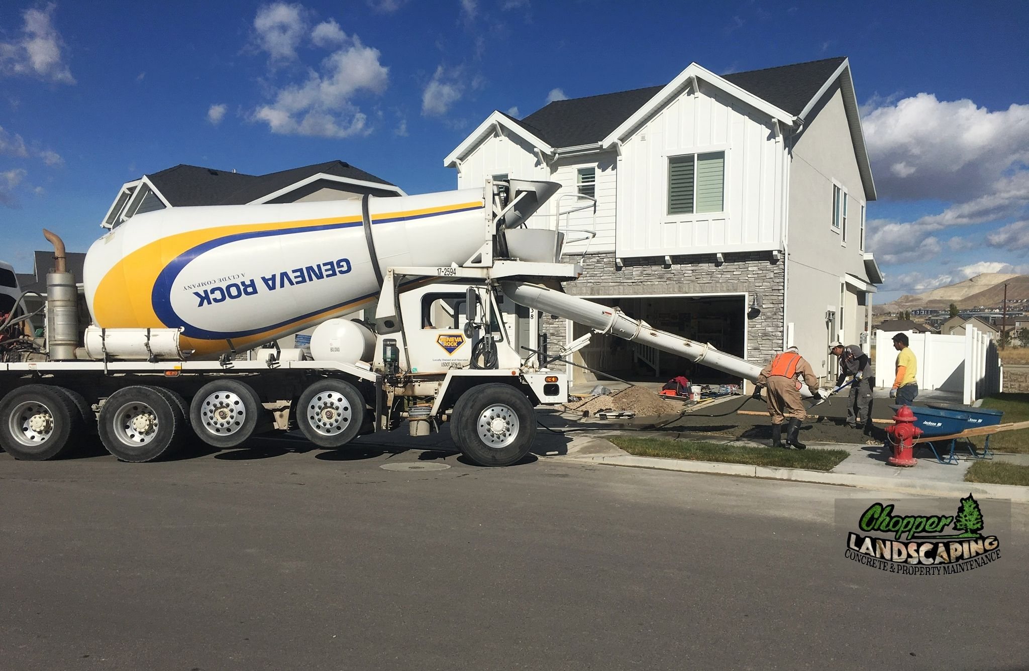 We are a residential and commercial Concrete leader in Utah