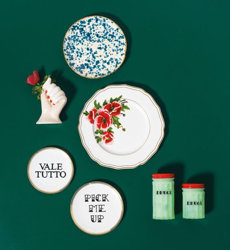 Bitossi Home X Funky Table Tableware Keramik Geschirr Design