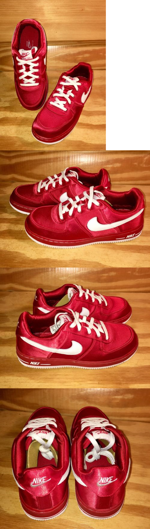 Unisex Shoes 155202  Nike Air Force 1 (Ps) Xxv Limited Edition Varsity Red 5108e4f15