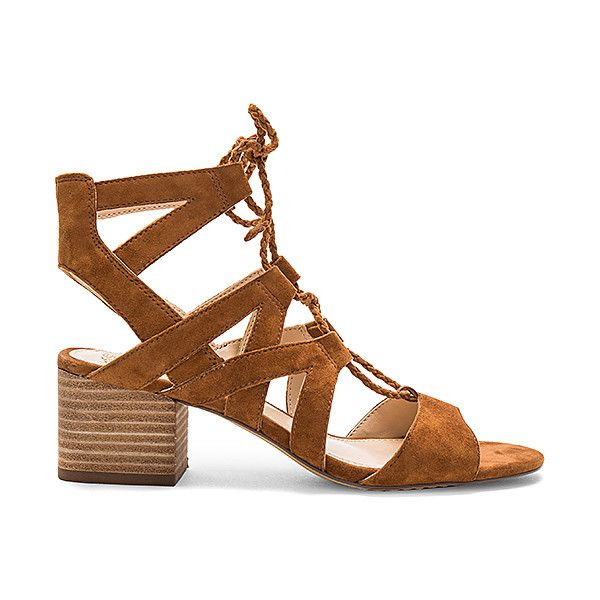 26ba604a6219 Vince Camuto Fauna Sandal ( 120) ❤ liked on Polyvore featuring shoes