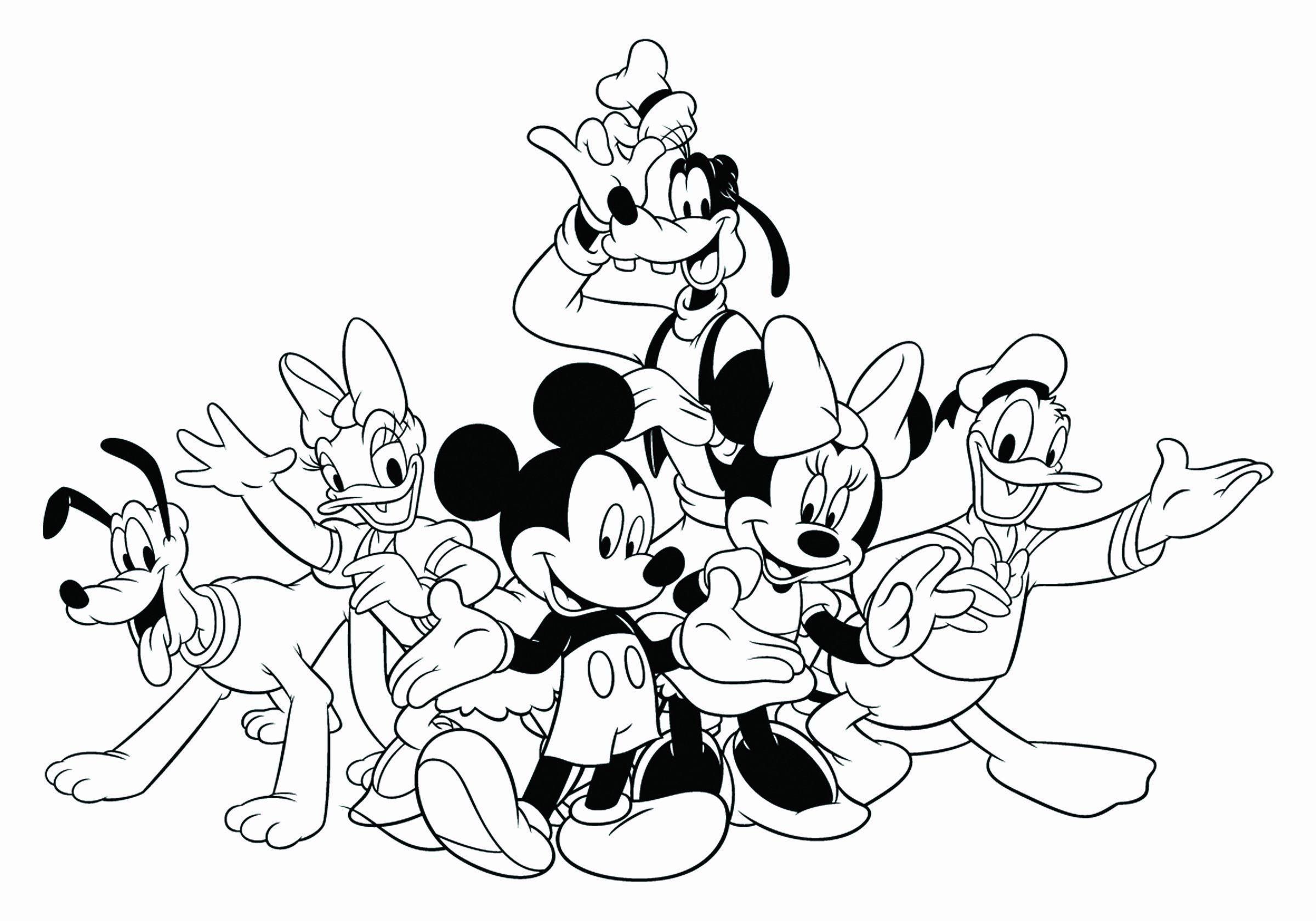Disney Mickey Coloring Pages Elegant Disney Mickey S Typing Adventure Coloring Page Disney