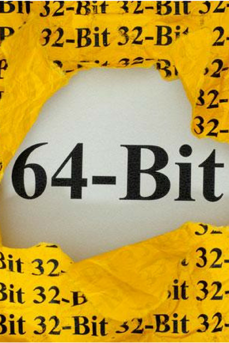 32-Bit vs  64-Bit OSes: What's the Difference? | Tech Explainers