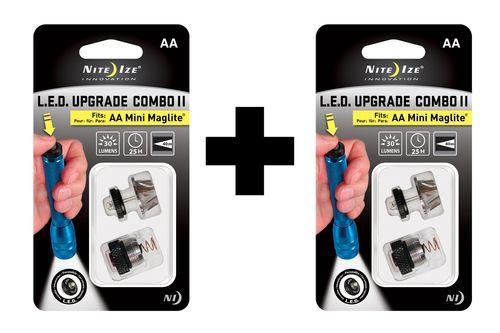 Nite Ize LED Combo Upgrade Kit II 2-Pack