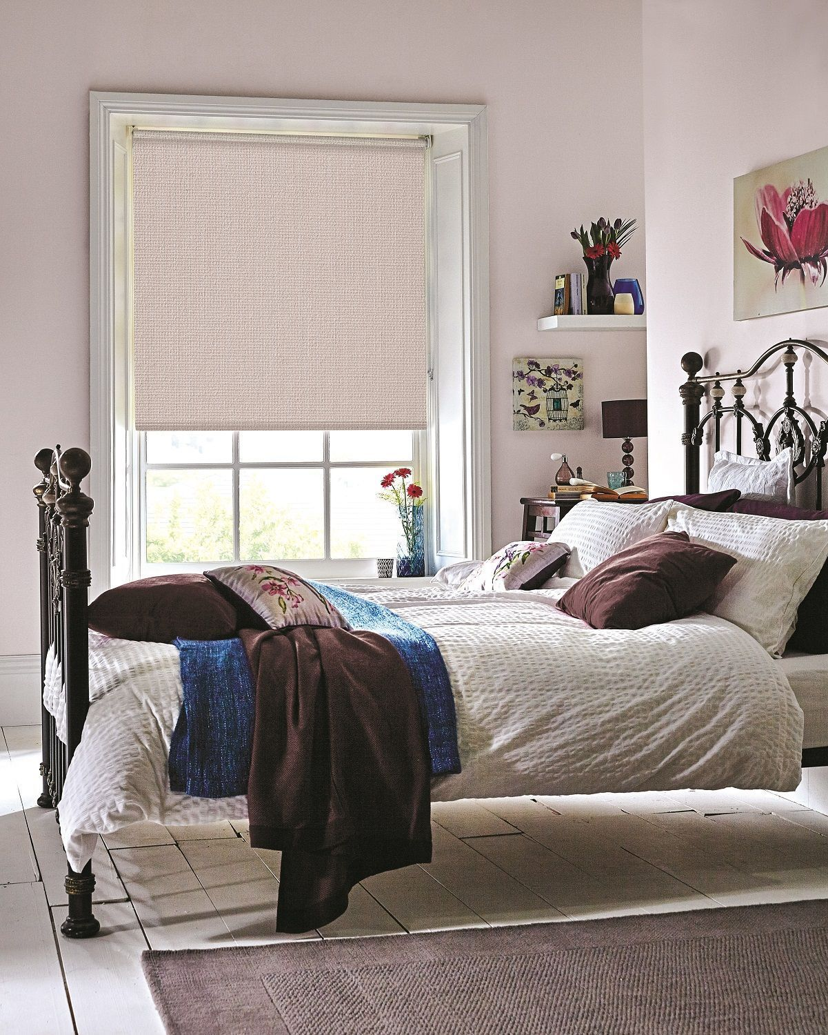 Rianna Rose Dazzle Roller Blinds From Apollo Blinds. Best Blinds For  Bedrooms. Neutral Blinds. Roller Blinds. Bedroom Blinds. Contemporary  Window Dressing ...