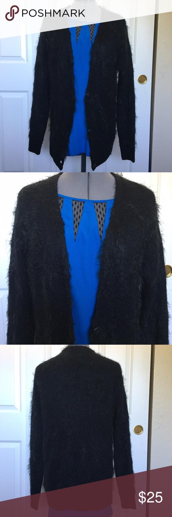Fuzzy boyfriend Cardigan | Sweater cardigan, Warm and Boyfriend ...