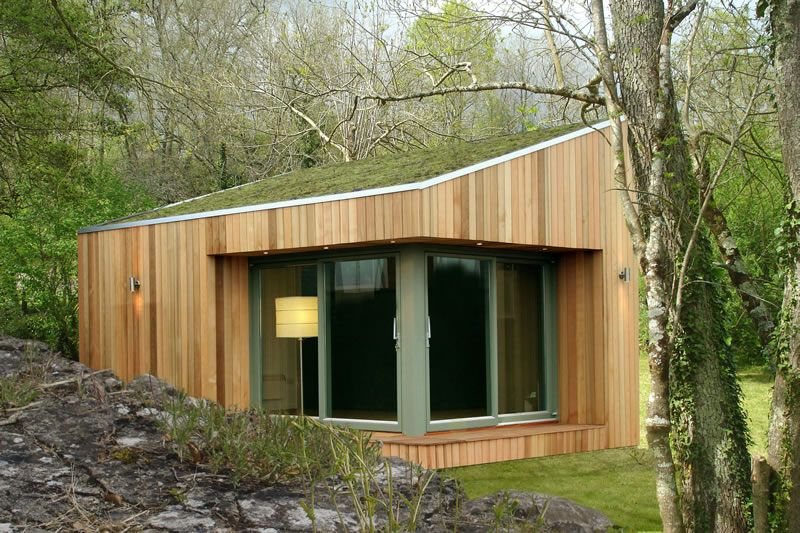 Amazing Garden Studios And Rooms By Roomworks
