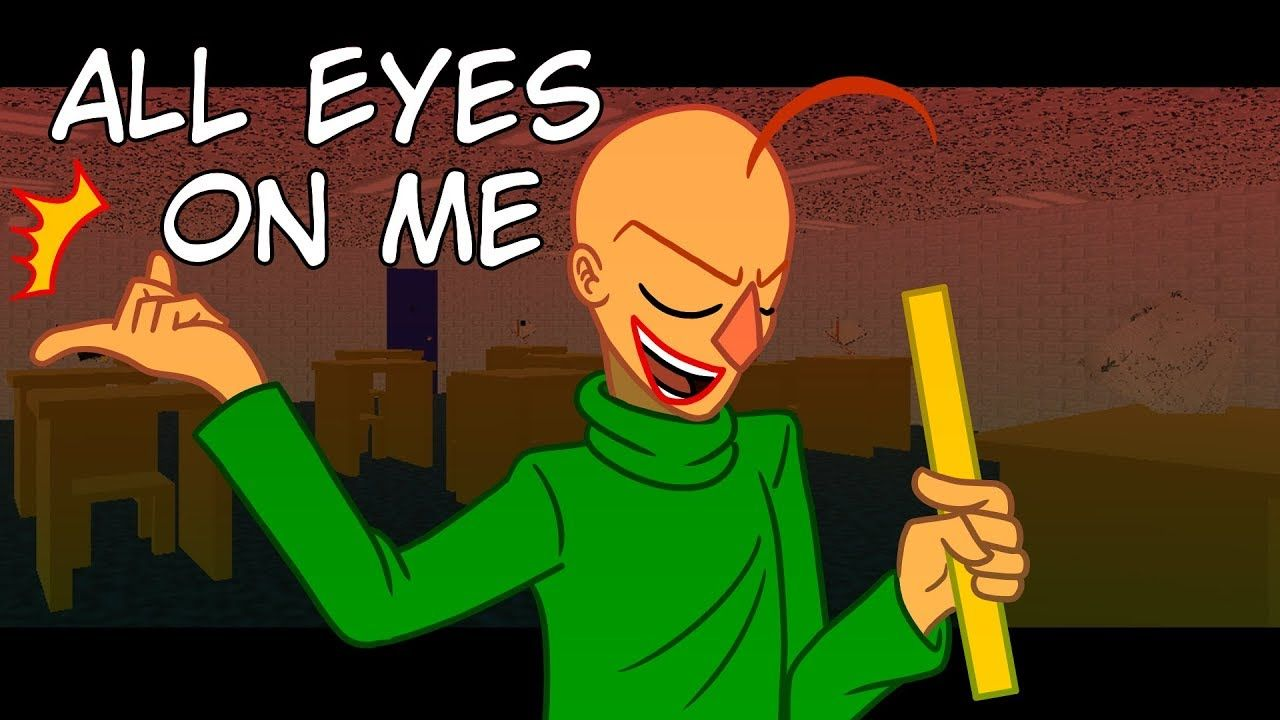 All Eyes On Me Baldi S Basics In Education And Learning