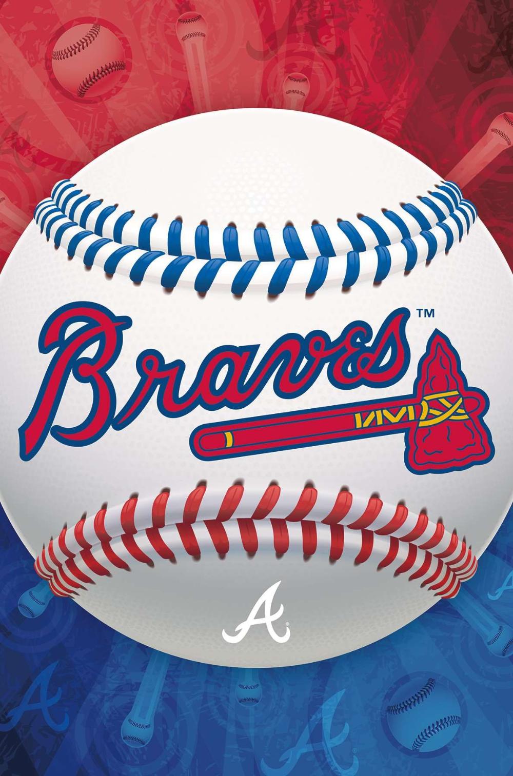 Mlb Atlanta Braves Logo 13 In 2020 Atlanta Braves Logo Atlanta Braves Wallpaper Atlanta Braves Baseball