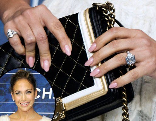 Jennifer Lopez S Engagement Ring