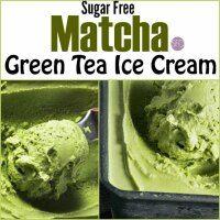 Photo of Sugar Free Matcha Green Tea Ice Cream – THE SUGAR FREE DIVA