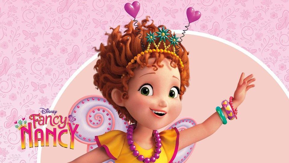 Watch Fancy Nancy Tv Show Disney Junior On Disneynow Fancy Nancy Fancy Nancy Party Fancy Birthday Party