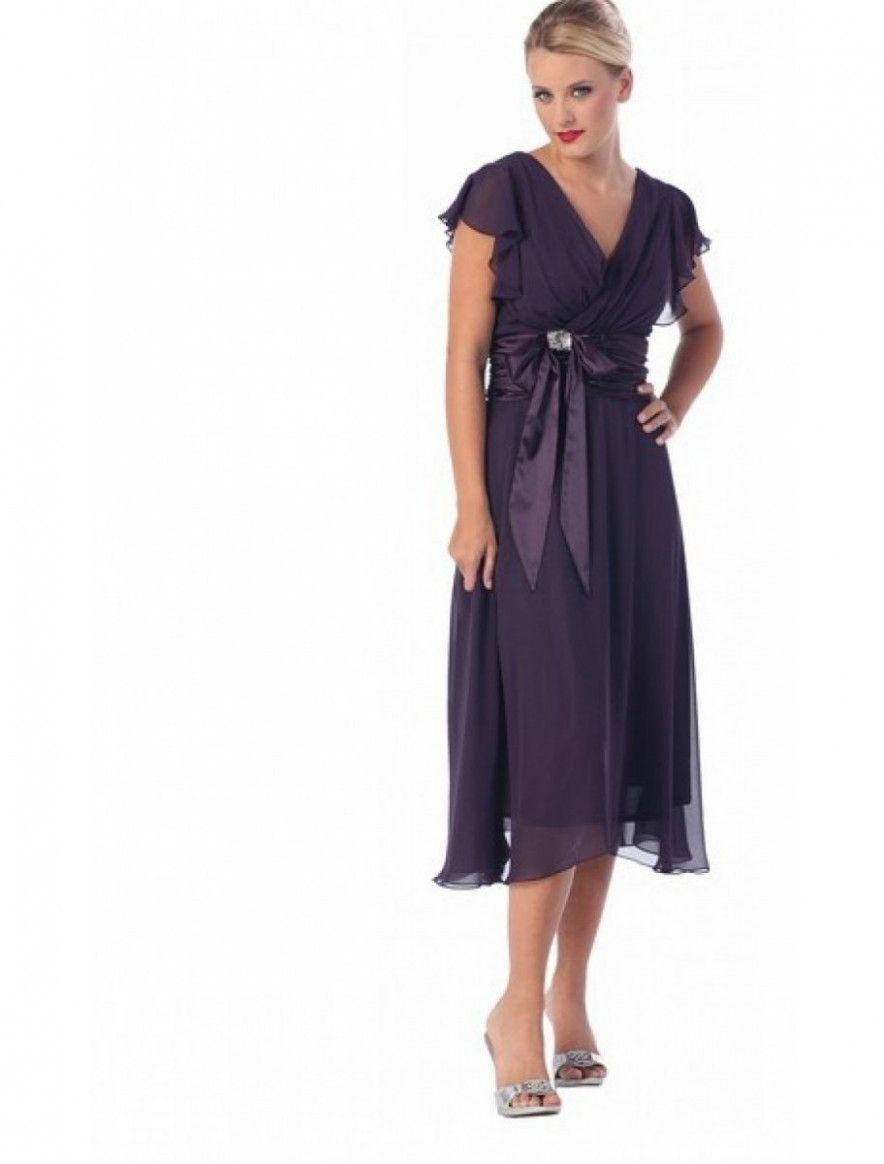 13 Damen Kleider Wadenlang in 13  Damen kleider festlich