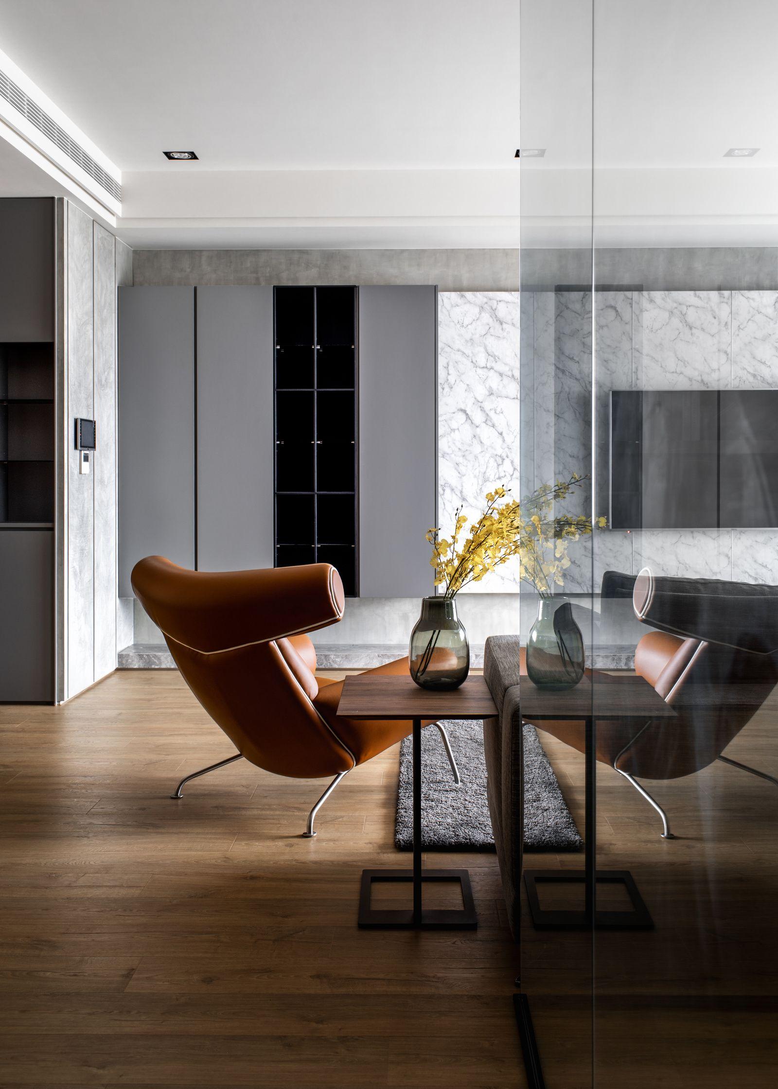 上閑悅吳宅 WELL GAIN DESIGN 維耕設計 Living room design