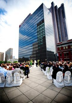 Renaissance Columbus Downtown Hotel Oh Wedding Venue