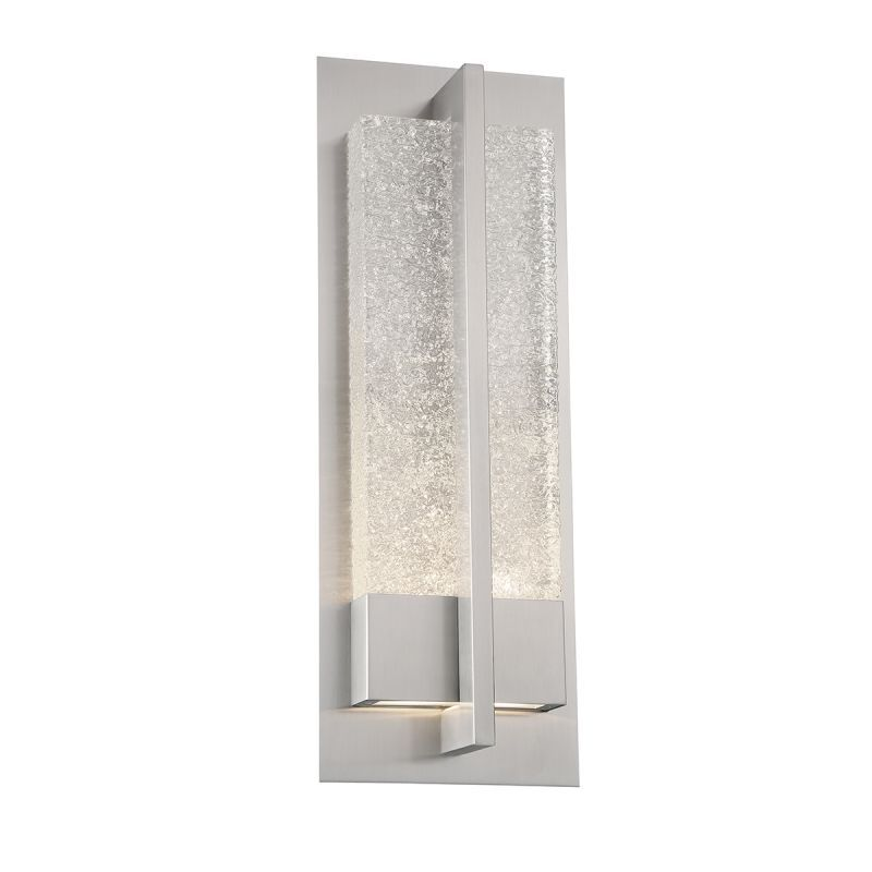 Modern Forms WS-W35520 Omni 1 Light LED ADA Compliant Indoor / Outdoor Wall Scon Stainless Steel Outdoor Lighting Wall Sconces Outdoor Wall Sconces