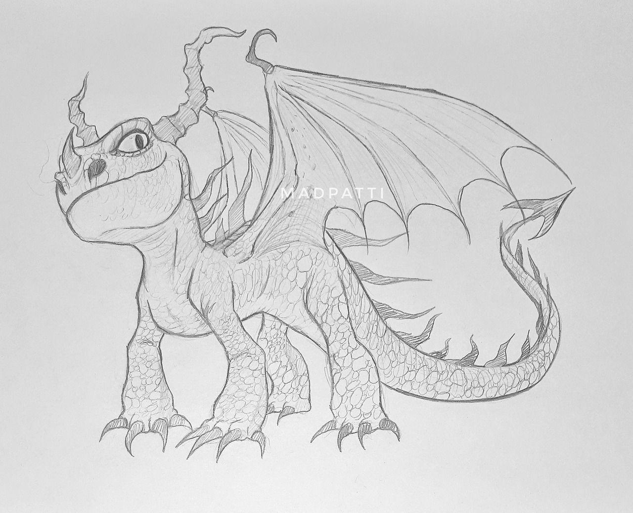 точные сведения картинки как приручить дракона карандашом позволяет нам