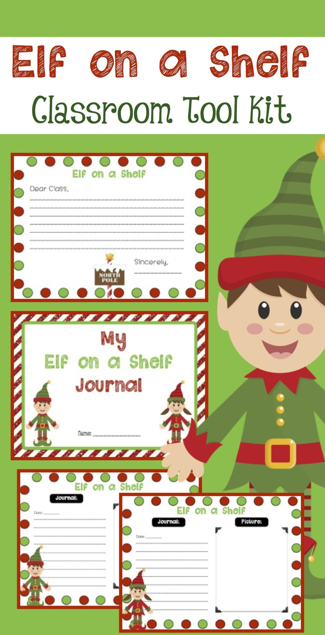 Everything You Ll Need To Start The Elf On A Shelf