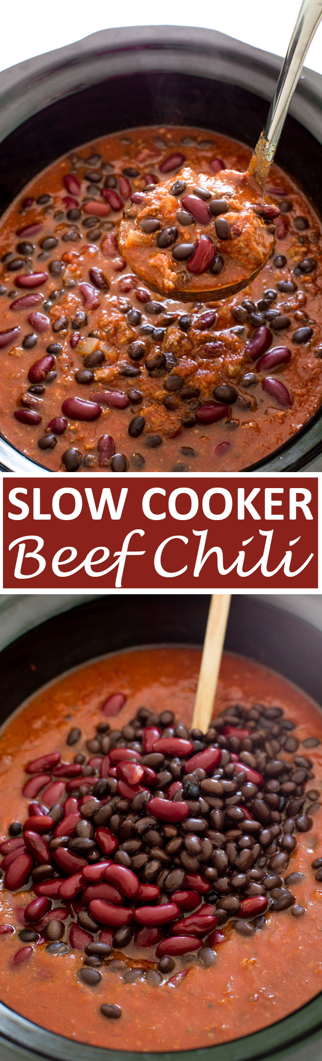 The Best Slow Cooker Chili Recipe Chef Savvy Recipe Slow Cooker Chili Slow Cooker Chili Recipe Best Slow Cooker Chili