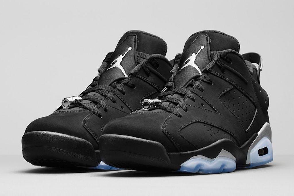 """""""air jordan 6 low retro metallic silver"""" Nike air"""