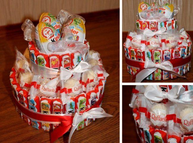 torte suessigkeiten ohne backen kinderschokolade