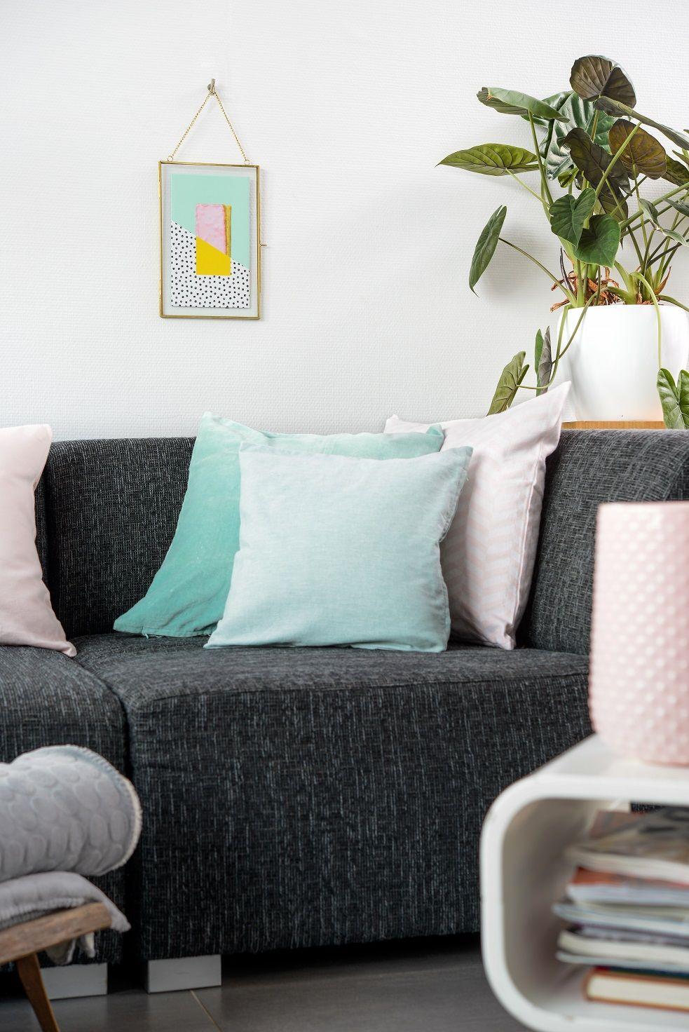 Lichte kleuren geven een fijne, rustige uitstraling aan je interieur ...